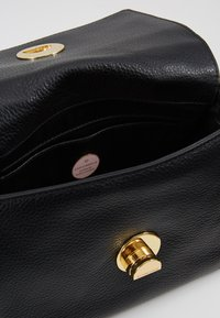 Coccinelle - LIYA MINI SATCHEL - Handbag - noir - 4