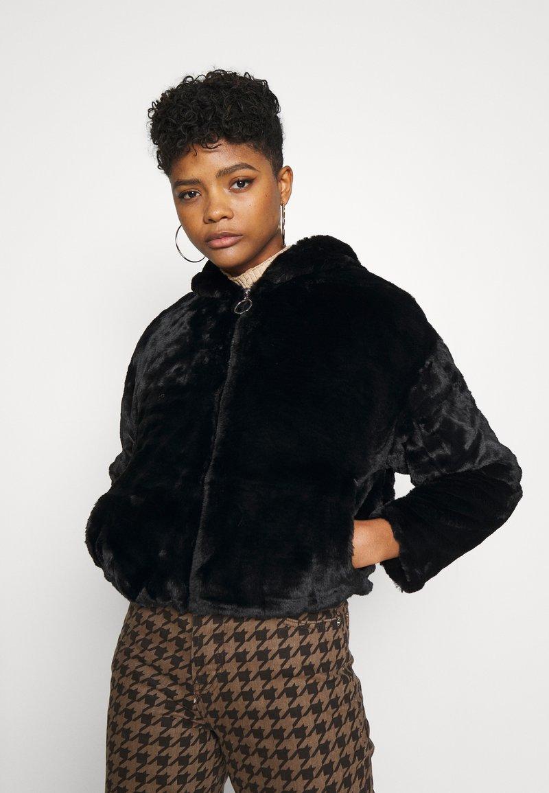 Topshop - Light jacket - black