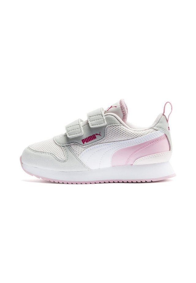 Trainers - rosewater/gray /white
