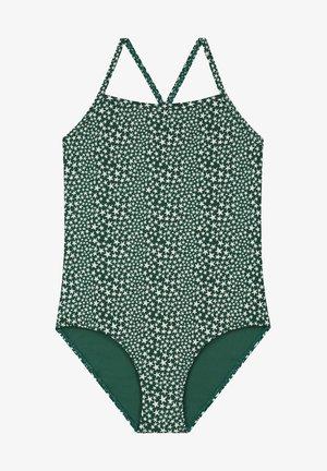 Swimsuit - hunter green