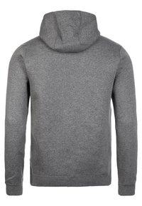 Nike Performance - CLUB19 - Hoodie - mottled anthracite - 1