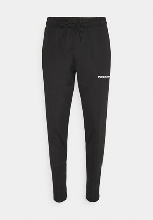 LOGO PANTS UNISEX - Tracksuit bottoms - black