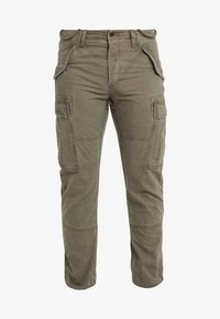 Cargo trousers - british olive