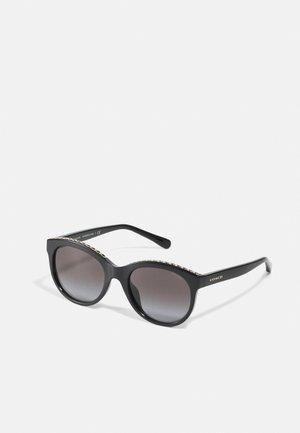UPTOWN - Sluneční brýle - black