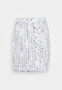 KARL LAGERFELD - CLASSIC SKIRT - A-line skirt - light blue - 3