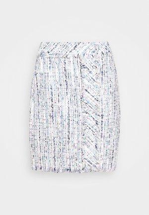 CLASSIC SKIRT - A-line skirt - light blue
