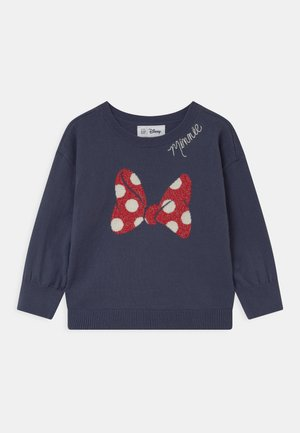 TODDLER GIRL MINNIE MOUSE LOVE - Trui - red