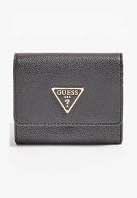 Guess - KIRBY TRIANGLE LOGO - Wallet - schwarz - 0