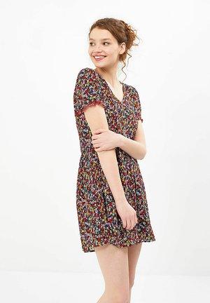STRAIGHT FIT - Day dress - imp fleuri
