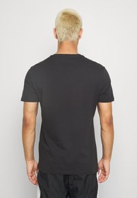 Pier One - 7 PACK - T-shirts basic - black - 3