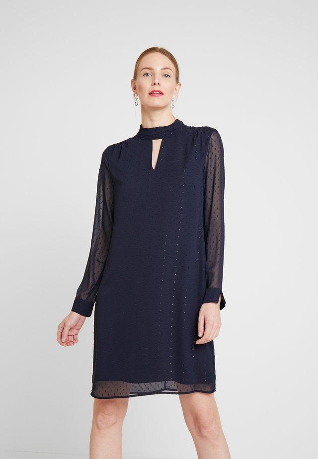 DRESS SHORT - Vapaa-ajan mekko - navy