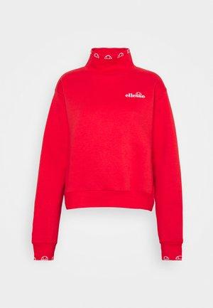 VERONGA - Sweatshirt - red