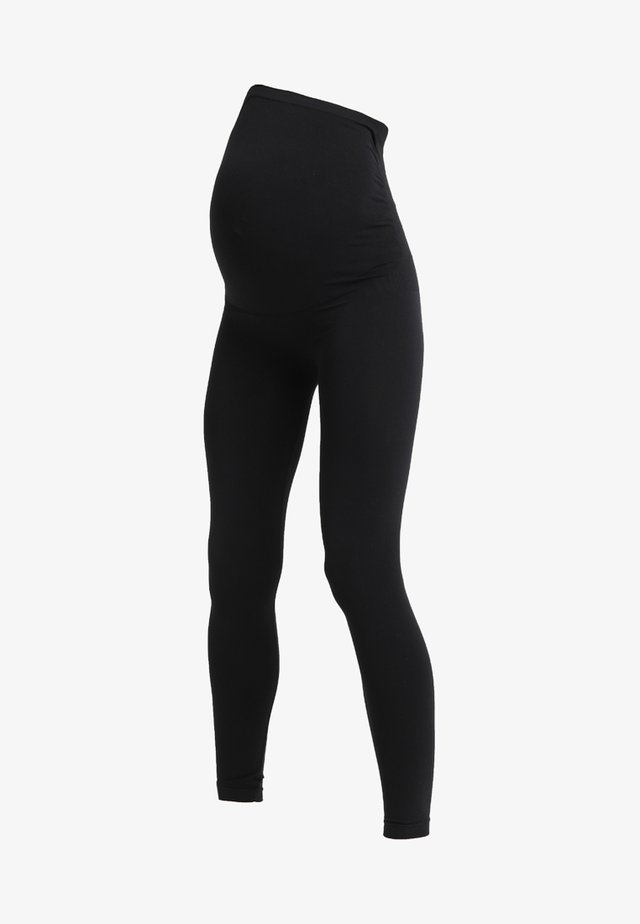 IDEAL - Leggings - Strümpfe - black