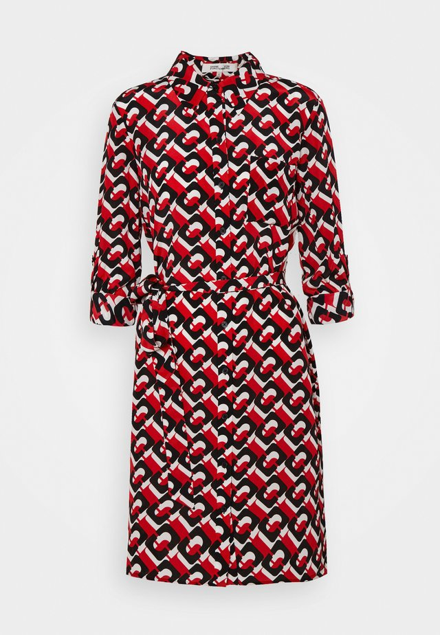 PRITA - Vapaa-ajan mekko - red