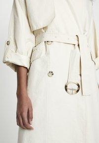 PULL&BEAR - Trenchcoat - beige - 5