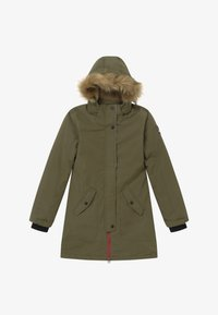 Killtec - BANTRY GRLS - Winter coat - khaki - 3