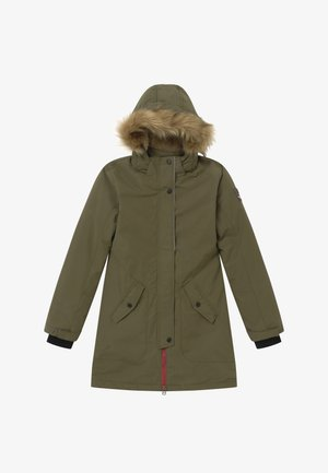 BANTRY GRLS - Wintermantel - khaki
