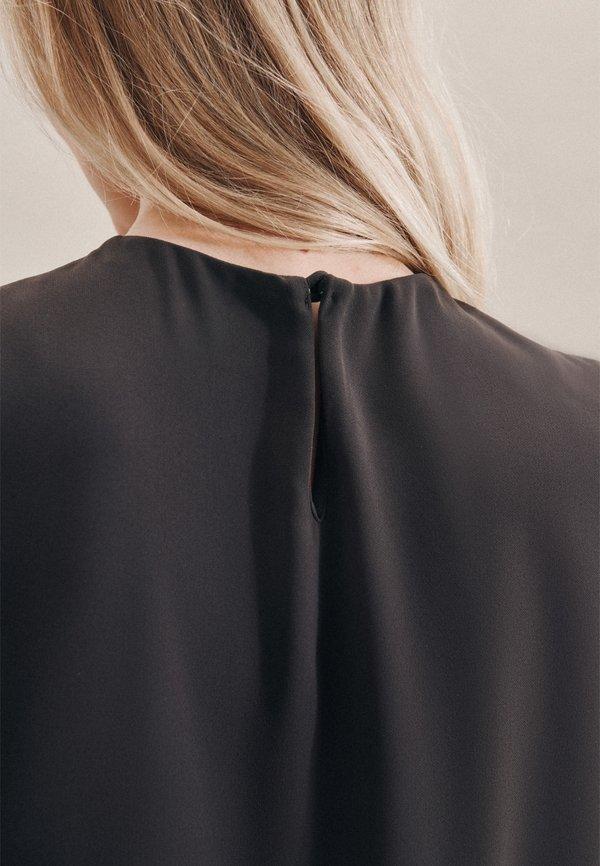 Seidensticker OHNE ARM - Top - schwarz/szary TNGV