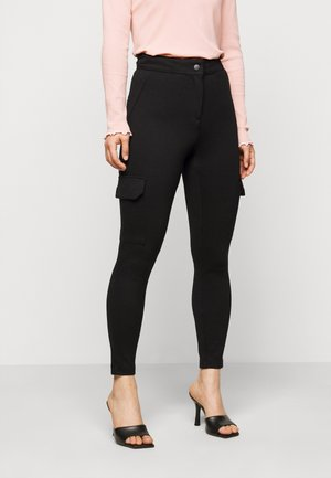 VMAIDY  - Trousers - black