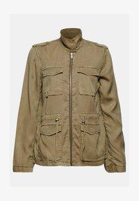 Esprit - Summer jacket - light khaki - 5