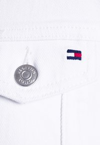 Tommy Hilfiger - JACKET - Denim jacket - white - 5