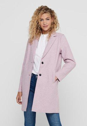 Classic coat - woodrose