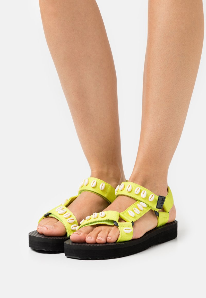 Pepe Jeans - POOL SEA - Sandals - lima