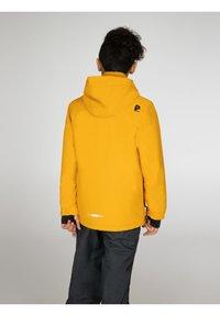 Protest - Lyžařská bunda - dark yellow - 2