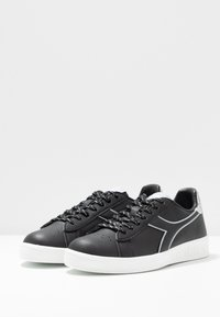 Diadora - GAME  - Sneaker low - black - 4