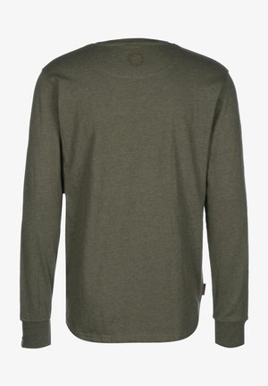 LONGSLEEVE ALEX - Long sleeved top - stone