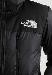 The North Face - HIMALAYAN LIGHT HOODIE - Down jacket - black - 7