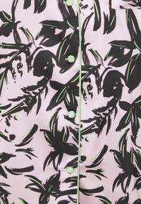 Simply Be - PRETTY SECRETS BUTTON THROUGH - Pyjamas - pink/black - 6