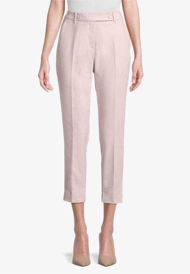 Pantalon classique - altrosa