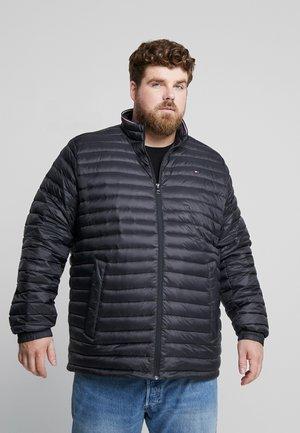 PACKABLE JACKET - Down jacket - black