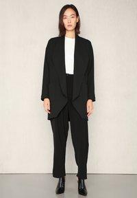 jeeij - Summer jacket - black - 0