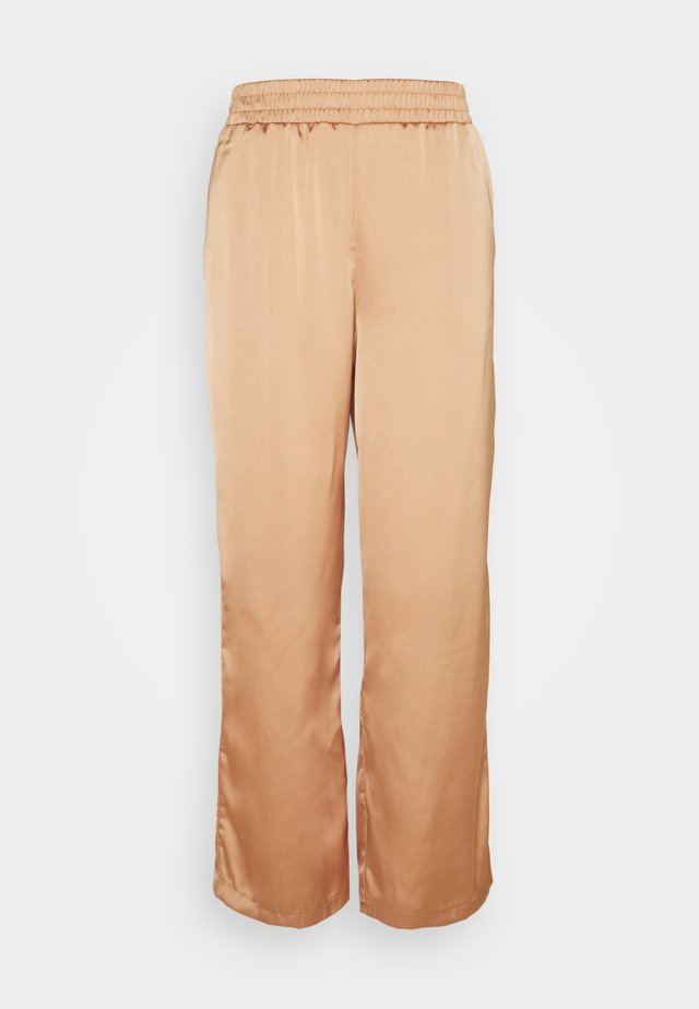 TUSCANY TROUSER - Trousers - apricot