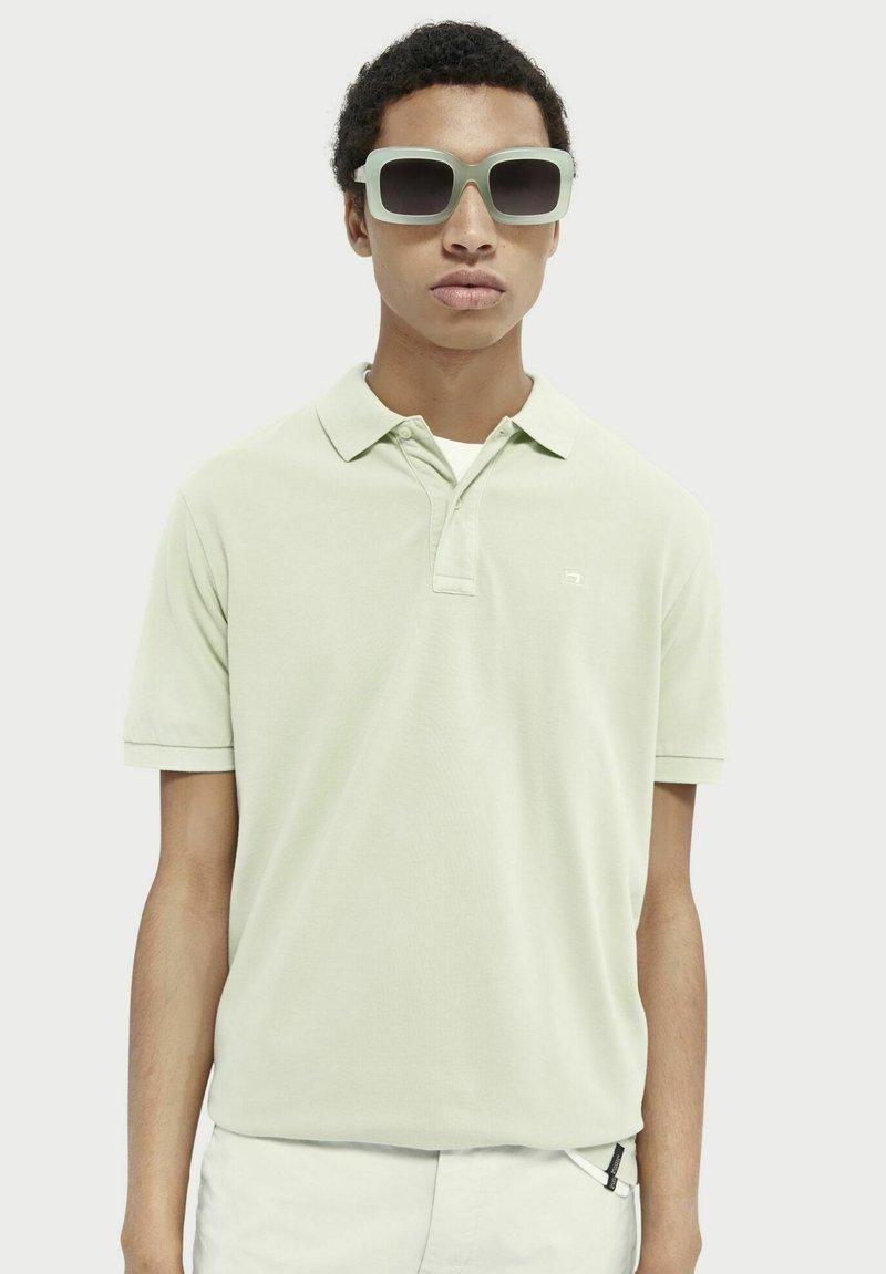 Scotch & Soda - Polo shirt - seafoam