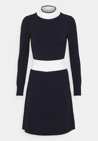 HUGO - SUMERY - Obleka/pulover - navy - 3