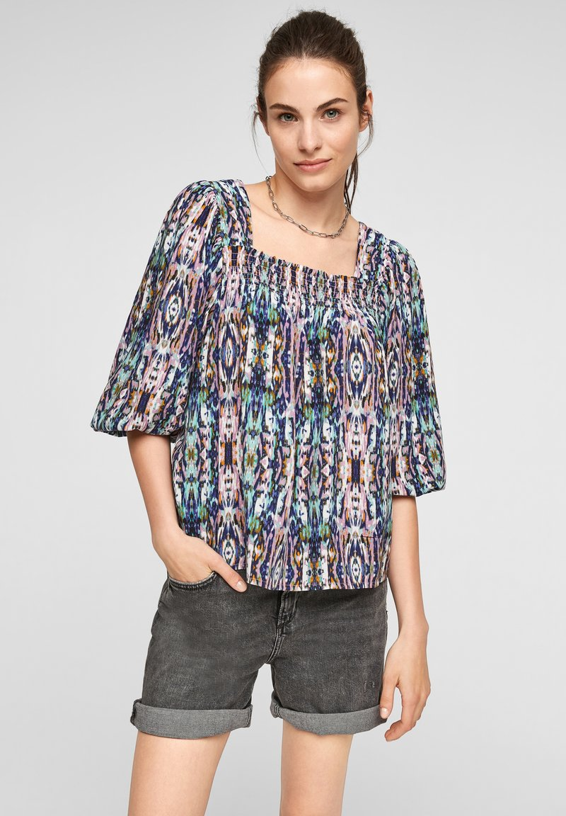 QS by s.Oliver - Blouse - pink aop