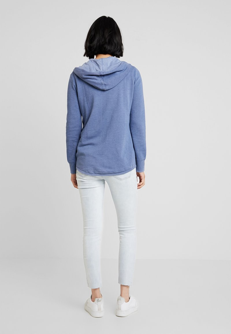 GAP - Mikina na zip - bainbridge blue