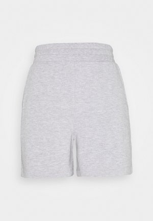 PCLIOLA LOUNGE - Shorts - light grey melange