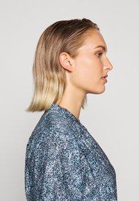 Rebecca Minkoff - DRESS - Shirt dress - blue/multi - 3