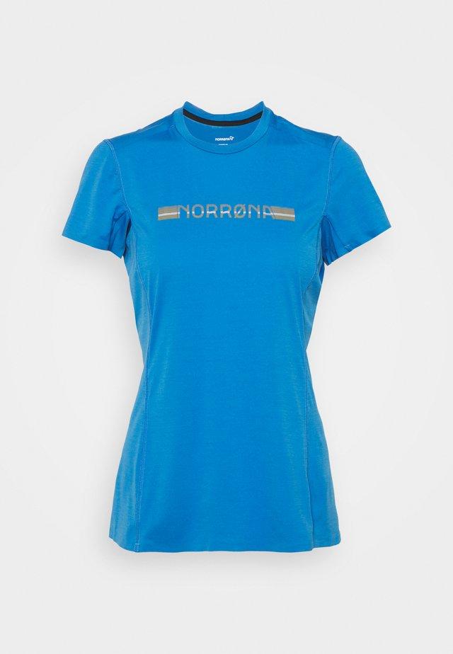 BITIHORN TECH - T-shirt imprimé - campanula