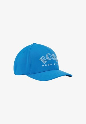 CURVED - Caps - blue