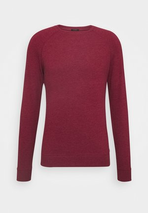 CREW - Jumper - rumba red