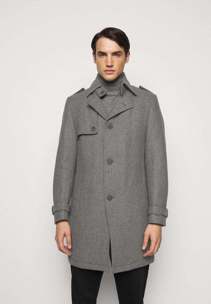 DRYKORN - SKOPJE - Short coat - grey
