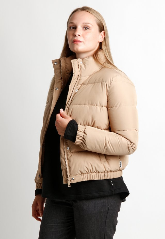 ELLIE - Winter jacket - camel