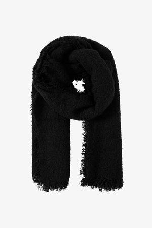 A BEA SC - Sjaal - black