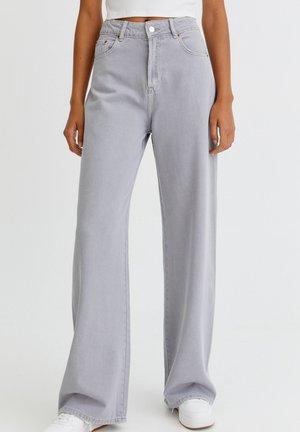 Jeans Bootcut - light grey