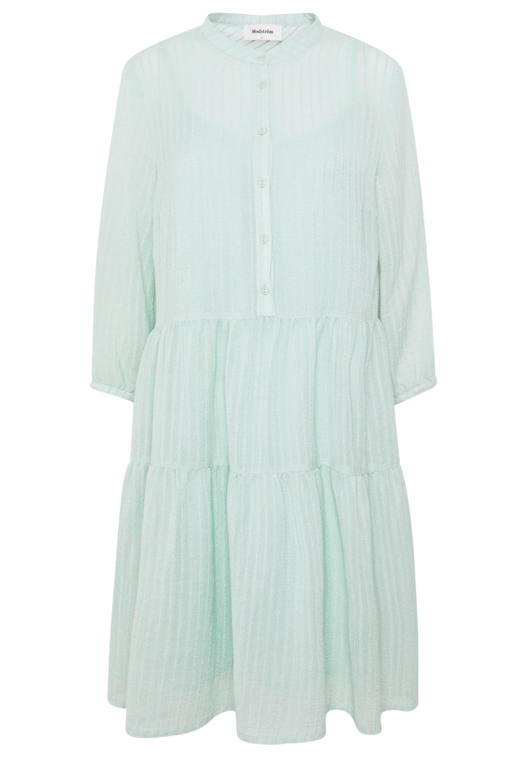 Modström Cathrine Dress - Robe D'été Jade Green